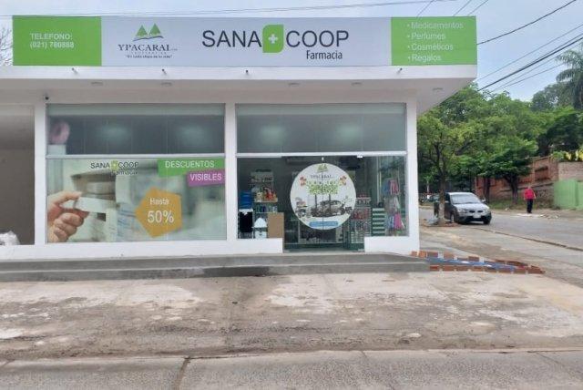 Farmacia Sanacoop - Limpio