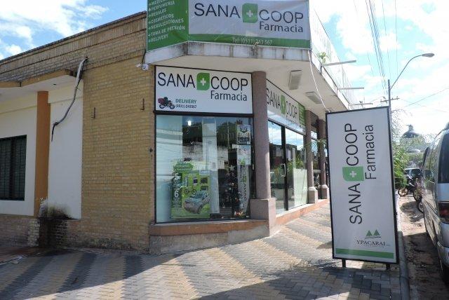 Farmacia Sanacoop - Caacupé