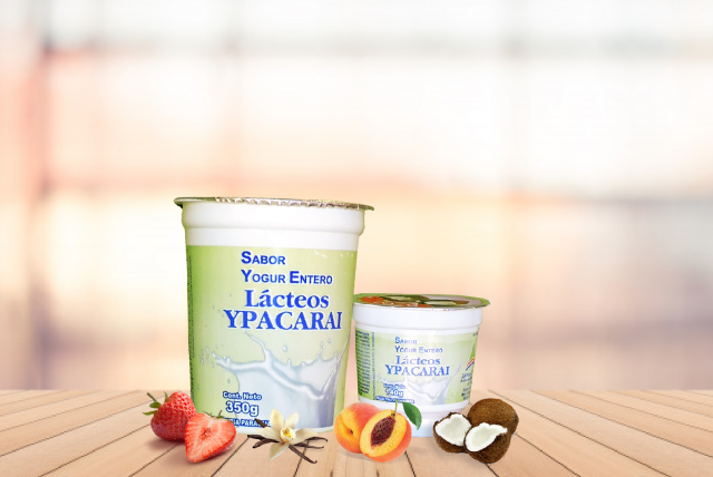 Lácteos Ypacaraí - Planta Industrial