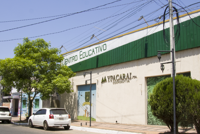 Centro Educativo Cooperativa Ypacaraí